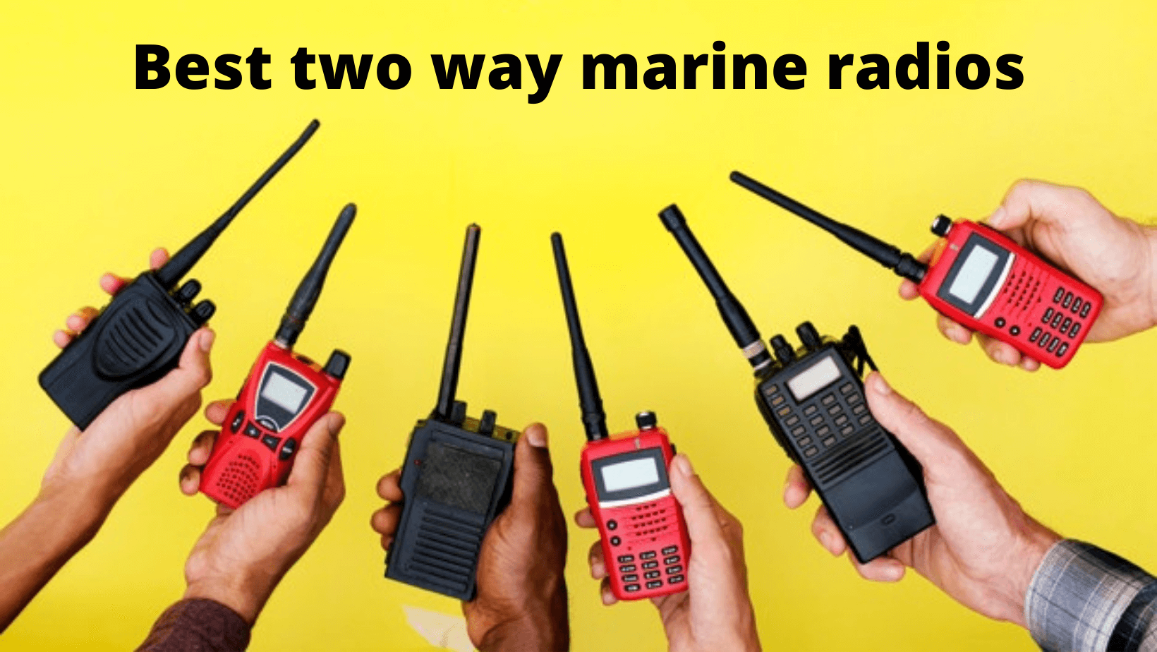 best two way radios