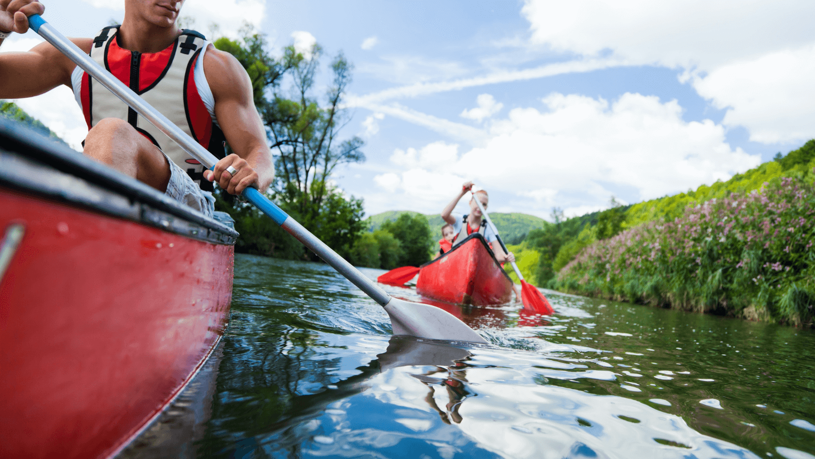 How to Choose the Best Paddles for Kayaking - banner